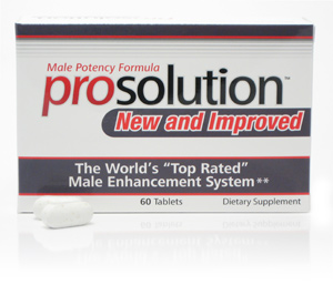 prosolution pennis enhancement pills